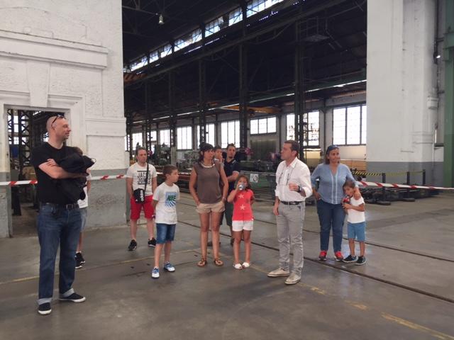 Jornada de Puertas Abiertas en Amurrio Ferrocarril
