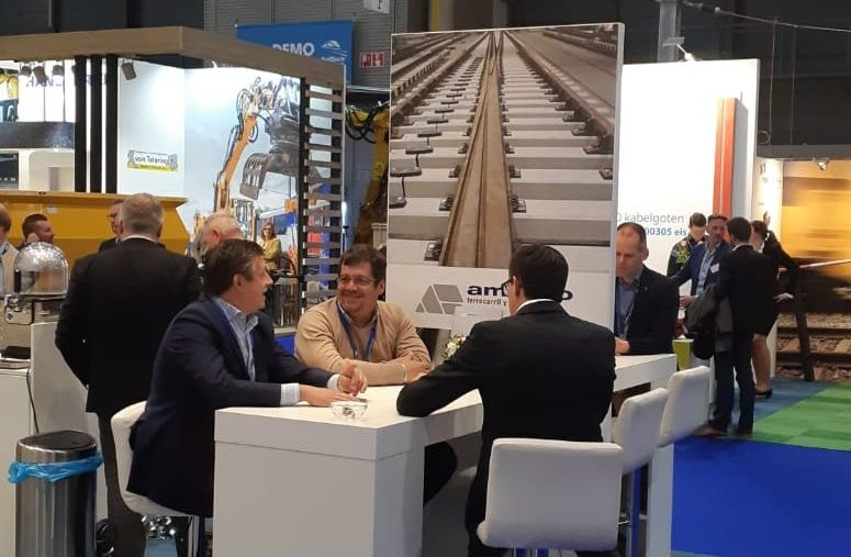 Amurrio at RailTech 2019 Europe