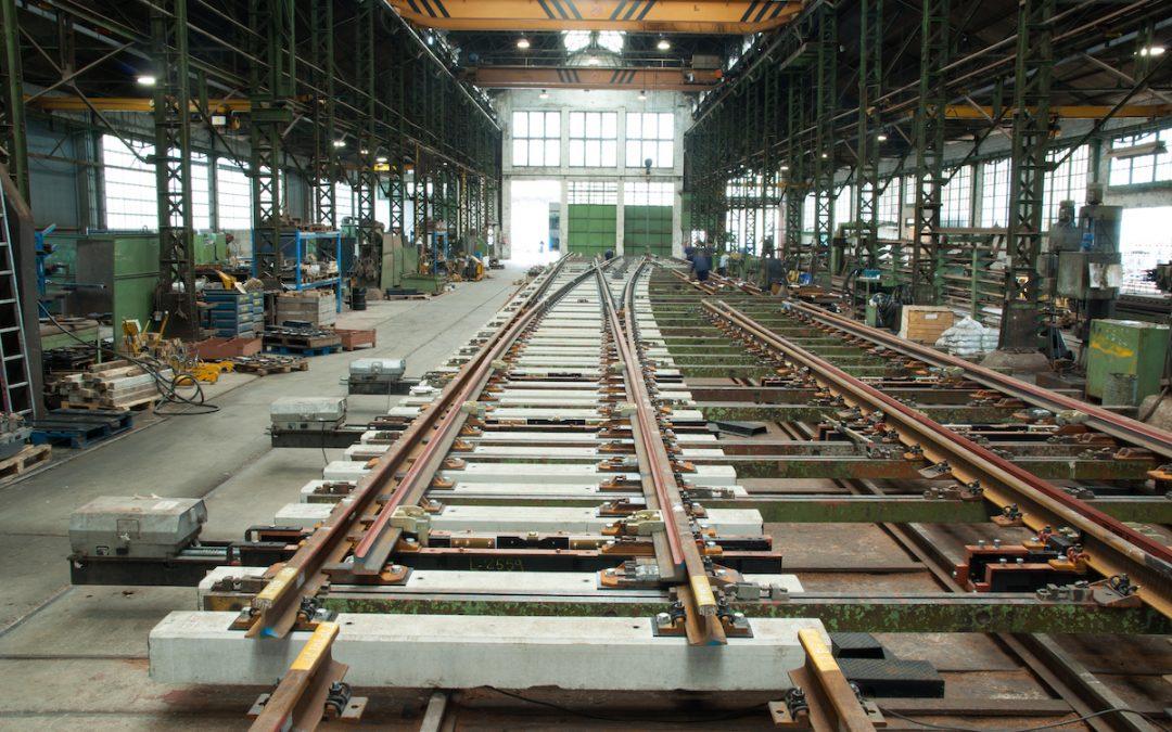 Uruguay adjudica a Amurrio Ferrocarril el                        suministro de modernos equipos ferroviarios